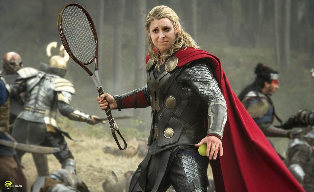 Sabine Lisicki funny tennis pimpmytennis
