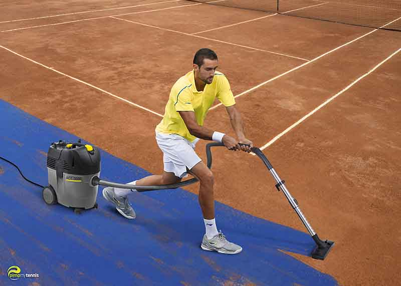Marin Cilic prefers hard.courts