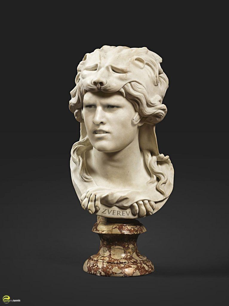 Zverev Alexander the great