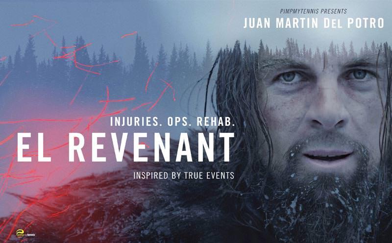 Juan Martin Del Potro Le Revenant