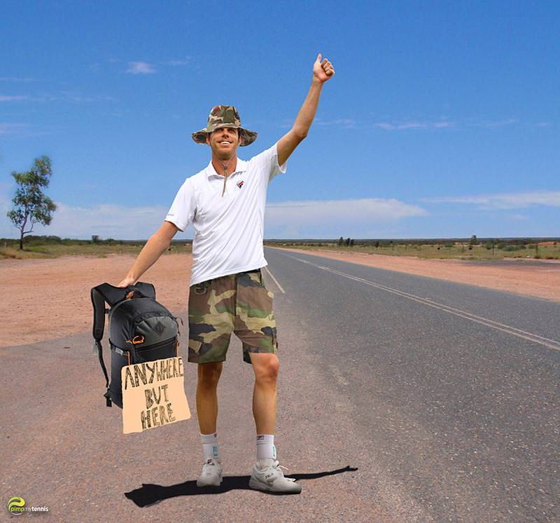 Sam-Querrey_Auto-stop_XS_funny-tennis hitchhike