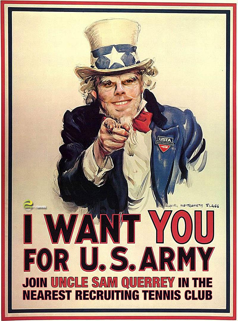 Sam Querrey - Uncle Sam