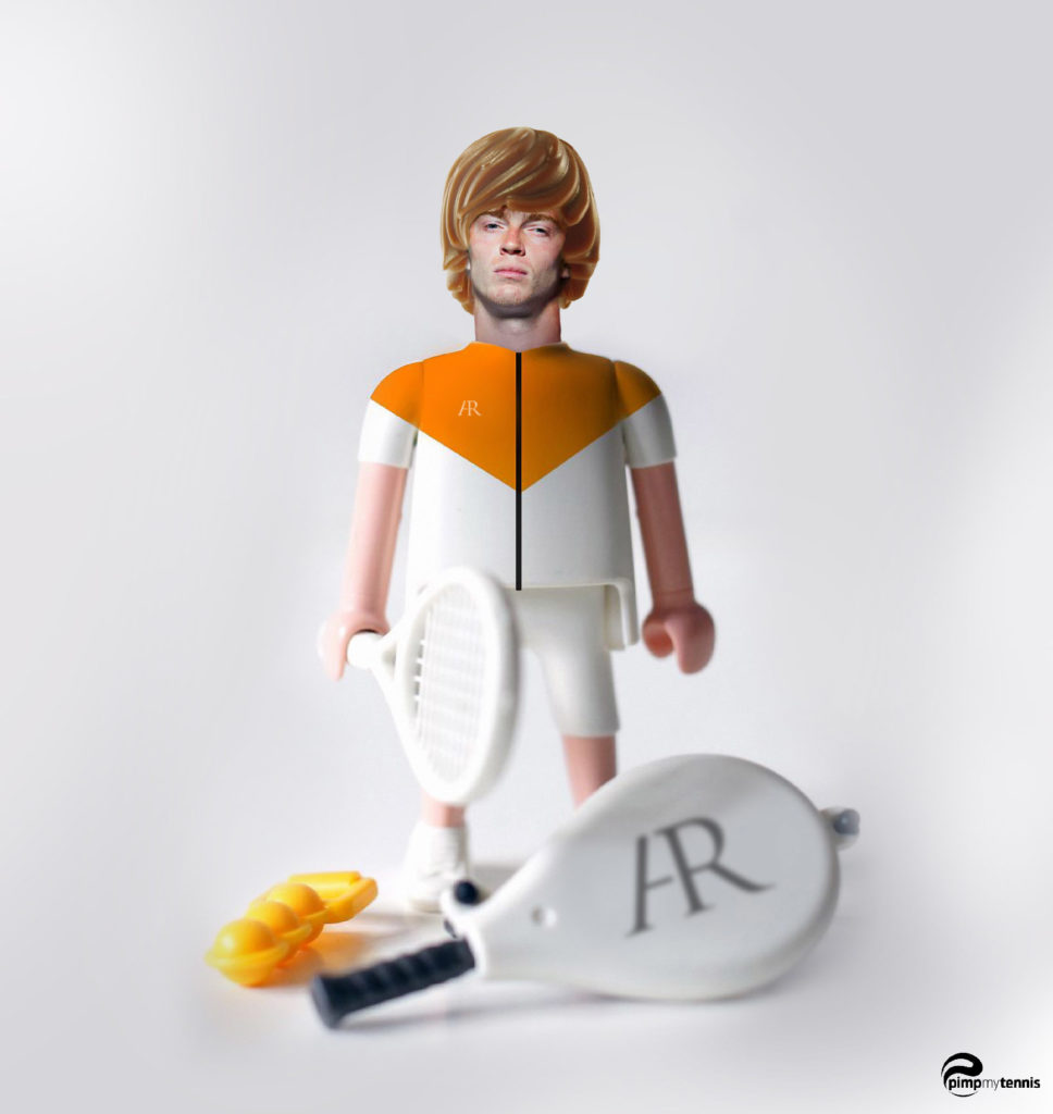 Andrey Rublev Playmobil